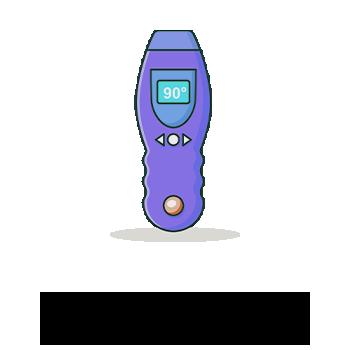 Temperature screener